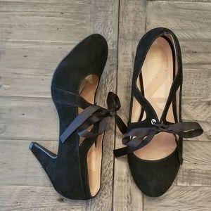 CHASE + CHLOE Mary Jane Heels